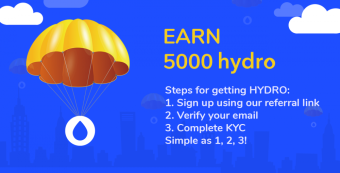Hydro Pay and Liquid Exchange Rewards Campaign