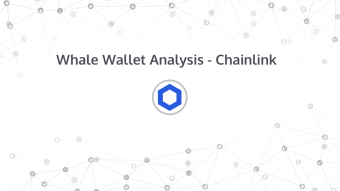 Whale Wallet Analysis - Chainlink