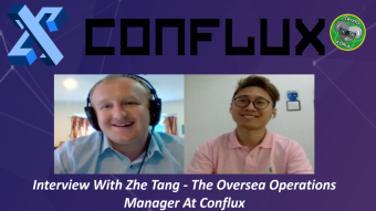 Conflux 2019 - Next Best Public Blockchain From China? - With OOM - Zhe Tang