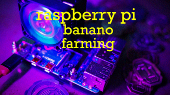 "BANANO ""Mining"" on the Raspberry Pi for a Post-Apocalyptic Future"