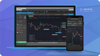 Automate your cryptocurrency trading with CryptoRobotics