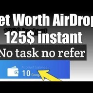 Join And Get 125$ Totally Free-No Investment needed