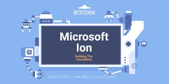 Microsoft To Launch ION on Bitcoin