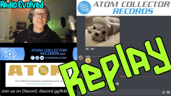 Monday Update & Radio Evolved Replay (Did You Win 1000 ATOM?)