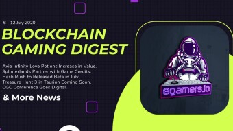 Blockchain Gaming Digest 6 - 12 July