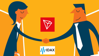 Tron is Now Available on IDAX Trading Market
