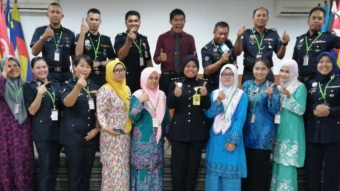 My Experience Training a Group of Policemen