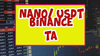 NANO / USDT technical analysis [BINANCE]