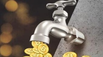 Crypto Faucet