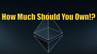 How Much Ethereum Should You Own!?