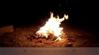 Behind the Campfires