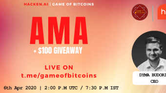AMA Recap - HackenAI x Game of Bitcoins
