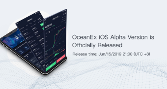OceanEx Has Officially Released iOS Alpha Version