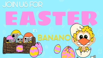 Eggcited about Easter? Join these BANANO Easter Events and Get FreeCrypto!