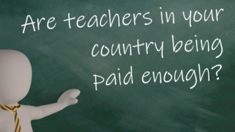 Top Countries where Teachers are Paid the Most