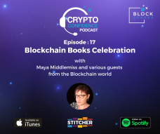Crypto Confidence Podcast: World Book Day Special