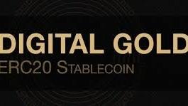 Gold on Ethereum blockchain