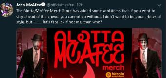 What is tweeting crypto industry authorities in the last week