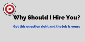 Why Should We Hire You? | Interview Question
