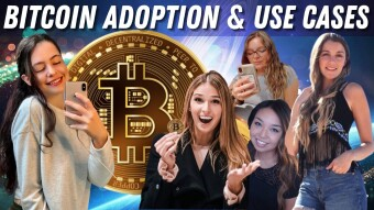 Looking at Bitcoin Adoption & Use Cases
