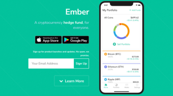 Emberfund - Invest & Trade by Copying What Crypto Experts Do!
