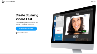Content Samurai - from script to video in few seconds