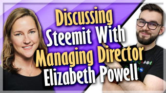 Discussing Steemit With Managing Director Elizabeth Powell