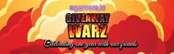 Giveaway Warz 🔥 Happy Birthday eGamers 🎂