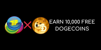 How to earn 10,000 Dogecoins for free?