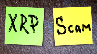 Ripple scam: beware of this scam, you risk losing all your XRP