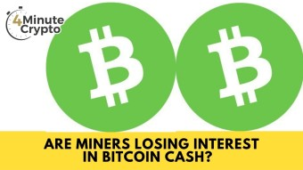 Are Miners Losing Interest In Bitcoin Cash? #412
