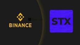 Binance lists blockstack tokens for $250k