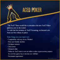 AceD Poker - A Game Changer