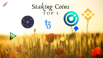 TOP 5 Staking Coins 2020