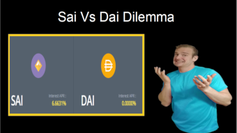 Sai vs Dai - My Strategy for Maximizing Interest Rates