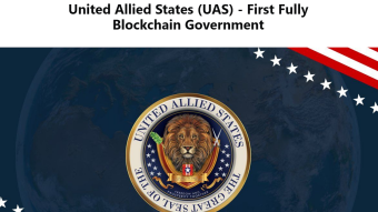 United Allied States (U.A.S) - First Fully Blockchain Government