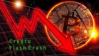 The Crypto Flash Crash - Pure Manipulation?