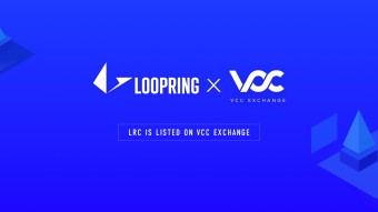 LRC is listed on VCC Exchange, Powered by Bittrex in Vietnam