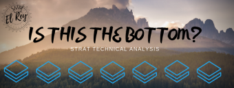 The Blue Chip Found Its Bottom? - STRATIS Technical Analysis
