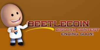 BeetleCoin Discord Contest