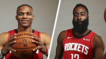 🔥Westbrook: We are SCARY with Harden