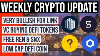 Weekly Crypto Update ⚡️