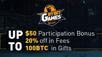 Join The Biggest BTC Trading Competition!
