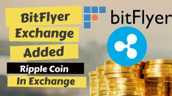 bitFlyer Exchange Added Ripple Coin in Exchange