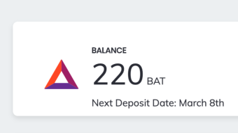 How-to: Get your Brave BAT rewards paid from your mobile browser sooner