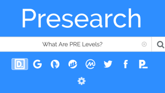 Why Presearch Should Be Used As A Search Engine - PRE Levels Explained