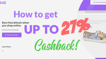 How YOU can get up to 27% Bitcoin cashback online!