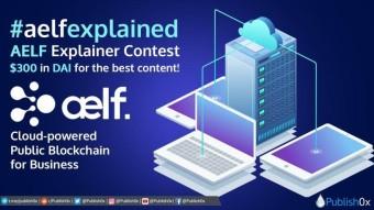 $300 in $DAI aelf Explainer Contest: #aelfexplained