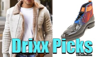 Mens Fashion in 2 mins. Ep: 59 of Drixx Picks  😍