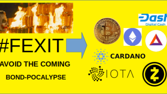 FEXIT to Crypto: The Bond Apocalypse is Coming- Global Economic Reset
